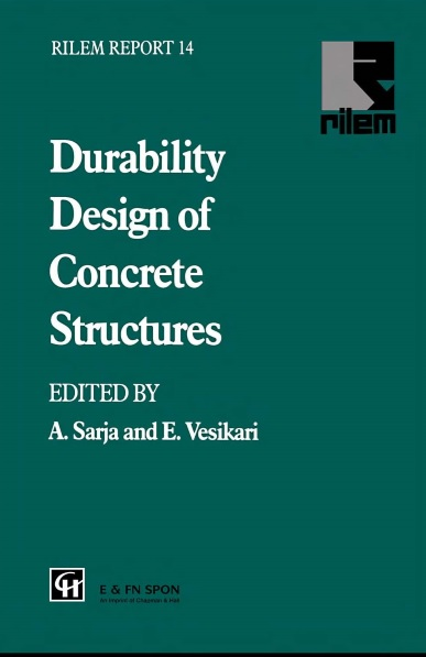 Durability Design of Concrete Structures