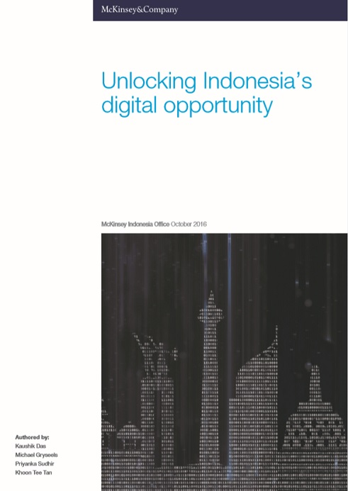 Unlocking Indonesia's Digital Opportunity