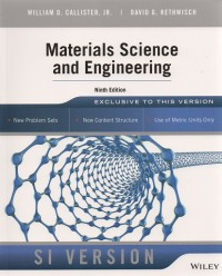 Image of Materials Science and Engineering