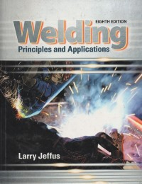 Image of Welding Principles and Applications